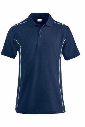 Tricou, Clique, Albastru Navy, XL EU