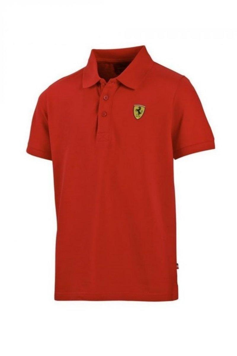Tricouri, Ferrari, Rosu, XL EU
