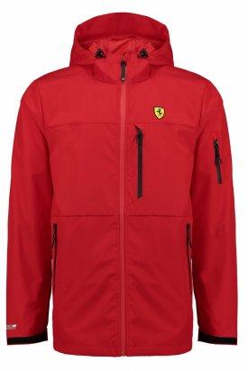 Geaca ploaie, Ferrari, Rosu, 2XL EU