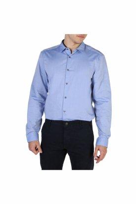 Camasa barbati Calvin Klein model K10K100382, culoare Albastru, marime 38 EU
