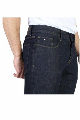 Pantaloni Jeans, Tommy Hilfiger, Albastru inchis, 33/34 EU