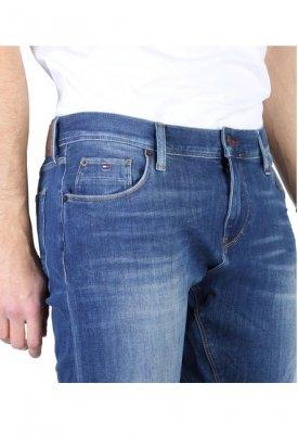 Pantaloni, Tommy Hilfiger, Albastru, 32/34 EU