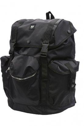 Rucsac, Wood wood Mills Backpack, Negru, 32 L