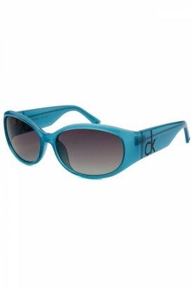 Ochelari de soare, Calvin Klein, Albastru deschis, CK3101S, UV2