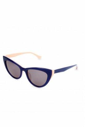 Ochelari de soare, Calvin Klein,  Albastru inchis, CK5934S, UV2