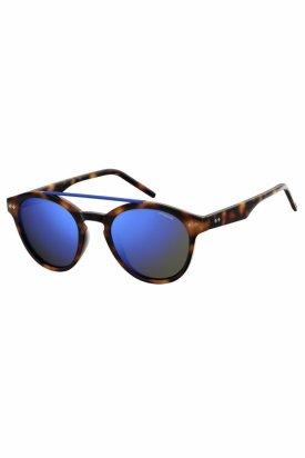 Ochelari de soare  unisex, Polaroid, Auriu deschis, PLD 6030/S, 400 UV