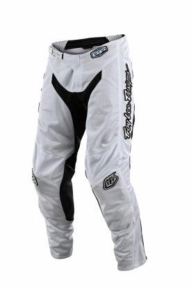 Pantaloni de motocicleta, Troy Lee Designs, Alb/Negru, 38 EU