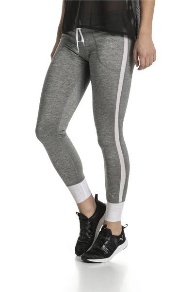 Pantaloni sport, Puma, Gri deschis, XL