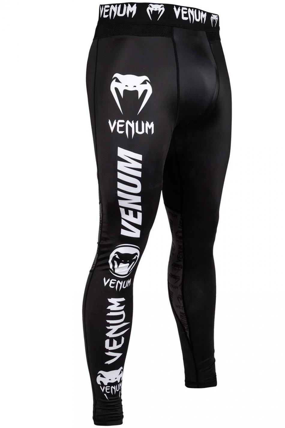 Pantaloni, Venum, 03448-108, Negru/Alb, 2XL