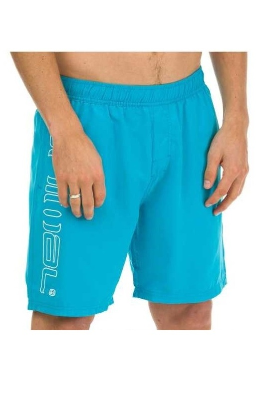 Pantaloni scurti, Animal HAWAIIAN, Albastru deschis, XS