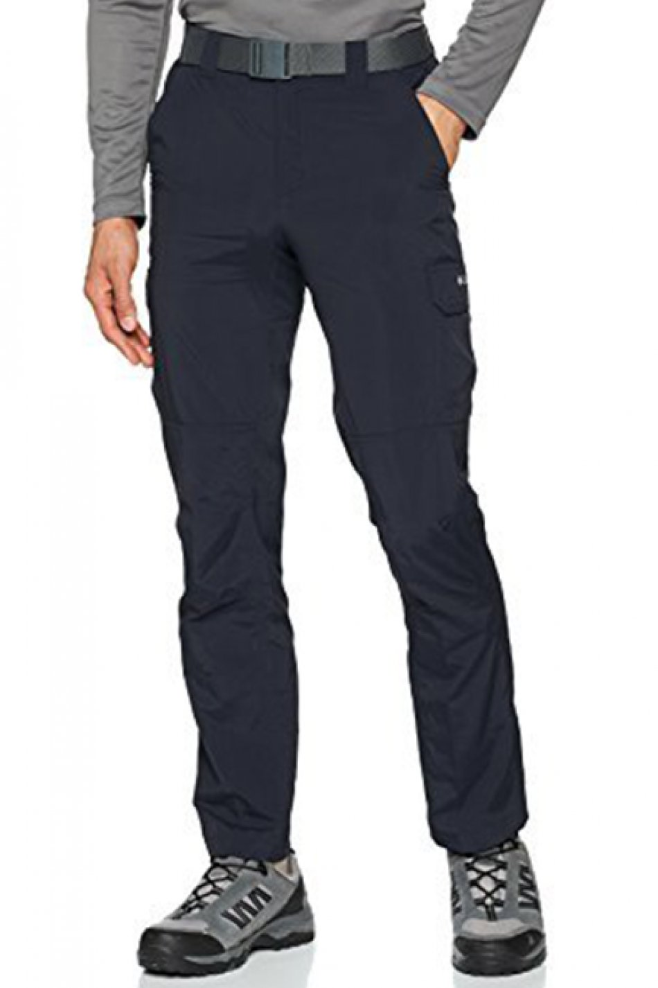 Pantalon, Columbia, Albastru inchis, 40/32 EU