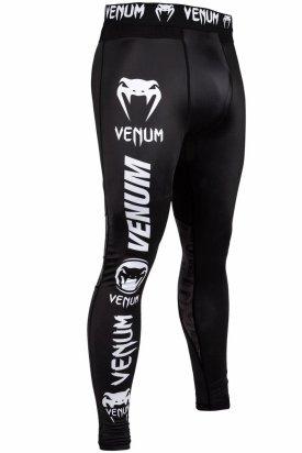 Pantaloni, Venum, VENUM-03448-108, Negru/Alb, L