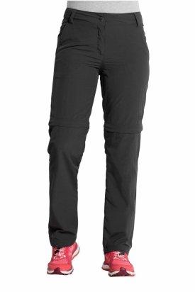 Pantaloni, Jack Wolfskin, Gri inchis, 36