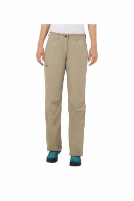 Pantaloni dama, Vaude, Verde kaki, 42 EU