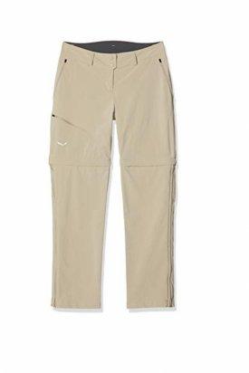 Pantaloni dama, Salewa, Crem, 42 EU