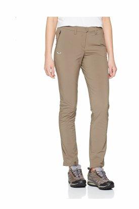 Pantaloni dama, Salewa, Crem, 50 EU
