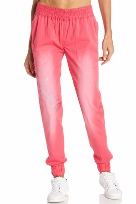 Pantaloni dama, Zumba, Roz bombon, XS