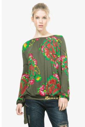 Bluza dama, Desigual, Multicolor, S EU