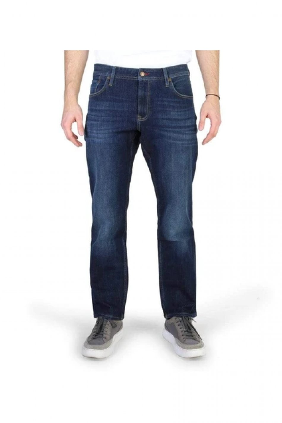 Pantalon, Tommy Hilfiger, Albastru, XL