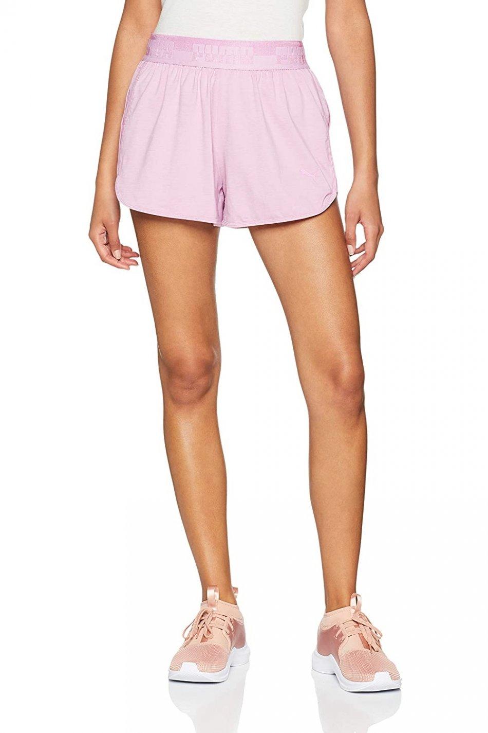 Pantaloni dama, Puma, Mov, XL EU