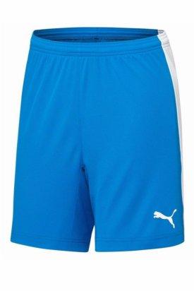 Pantaloni, Puma, Albastru, S EU