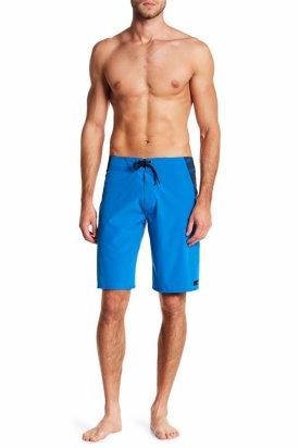 Pantaloni, Oakley, Albastru/Gri, XL EU