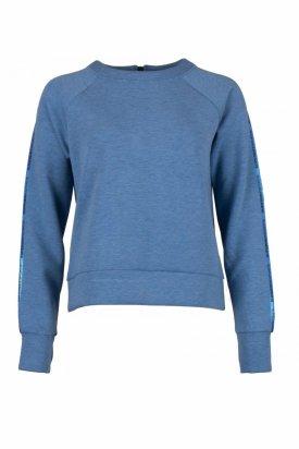 Bluza dama, Superdry, Albastru, 44 EU