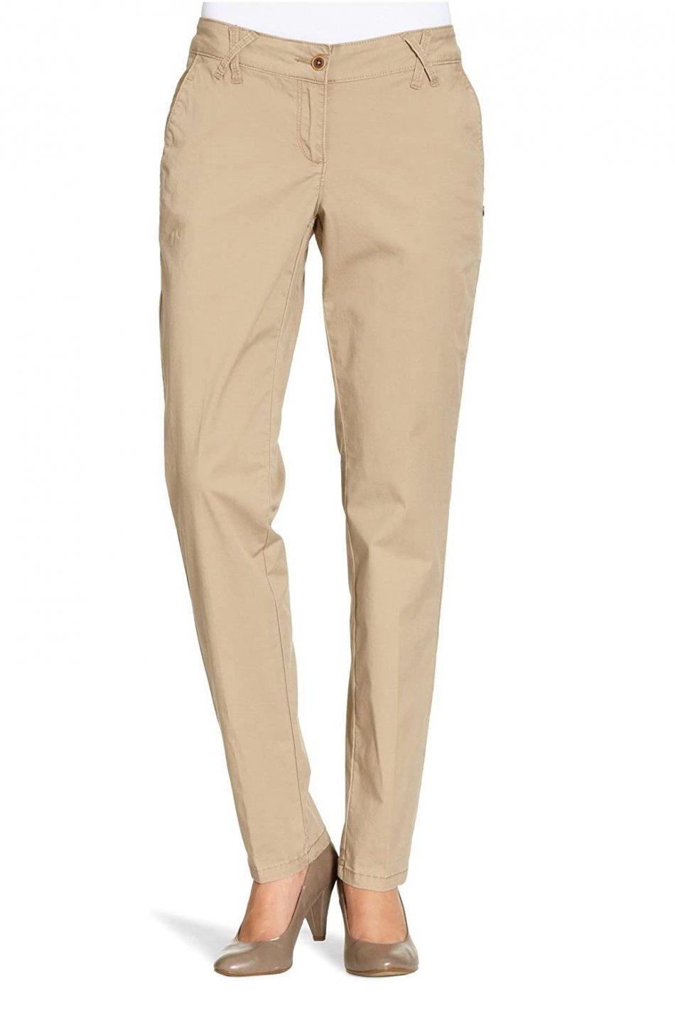 Pantaloni, Lerros, Bej, 40