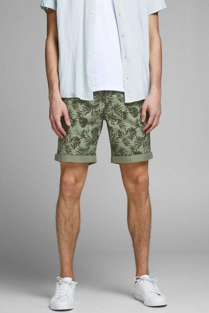 Pantaloni, Jack&Jones, Verde, XL EU