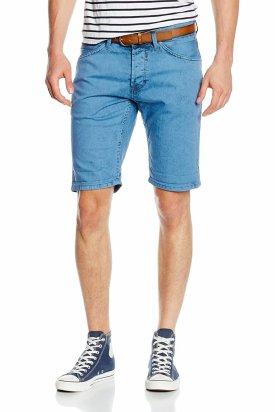 Pantaloni, Tom Tailor, Albastru Old, 29