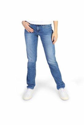 Blugi femei Tommy Hilfiger model WW0WW16945, culoare Albastru, marime 29 EU
