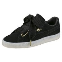 Pantofi sport PUMA Vikky Ribbon S 38 1/2, negru