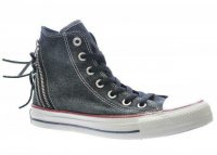 Pantofi sport dama Converse Ct All Star Hi Triple Zip Trainers 37 EU