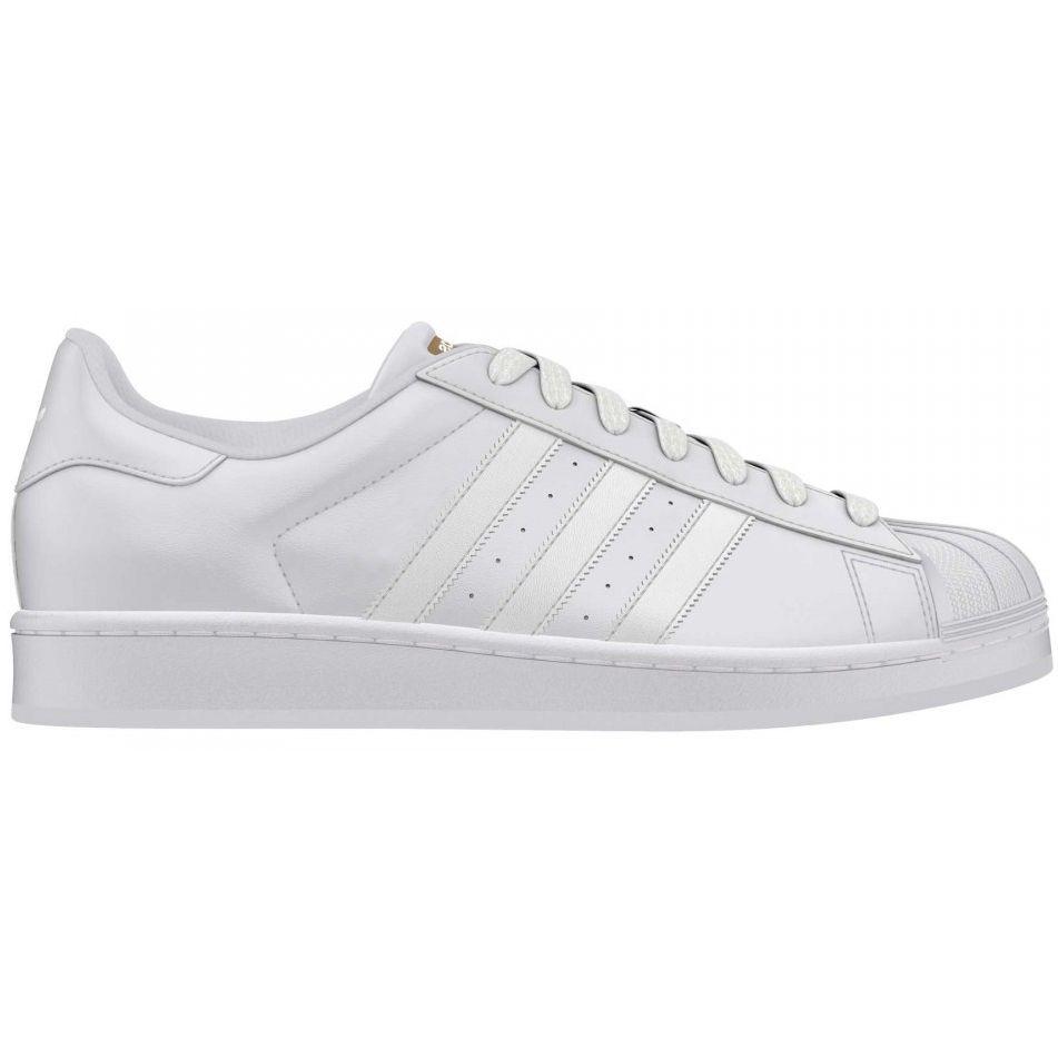 Pantofi sport adidas Originals Superstar 80s B27163 43.5 EU