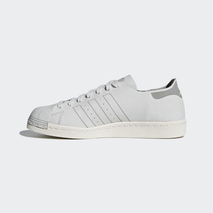 Pantofi sport adidas Superstar 80s Decon CQ2588 39.5 EU