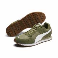 Pantofi sport Puma Vista Alb/Verde 35 1/2 EU