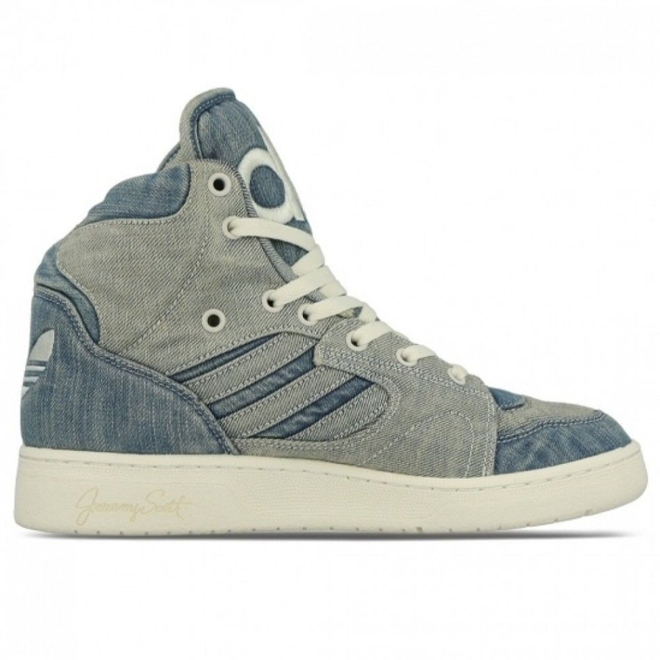 Pantofi sport ADIDAS Jeremy Scott instinct denim 42 EU