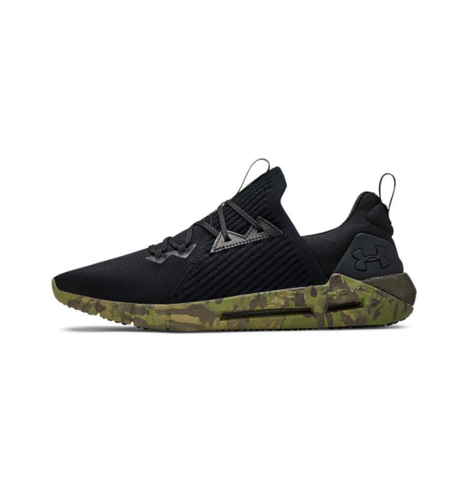 Pantofi sport Under Armour negru/verde 40.5 EU