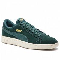 Pantofi sport Puma Smash v2 verde 41 EU