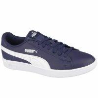 Pantofi Sport, Puma Smash v2 L, Barbati, Bleumarin, 40.5 eu
