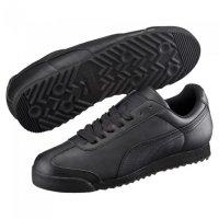 Pantofi sport de piele ecologica Roma Puma, 42.5 eu