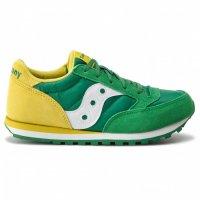 Pantofi sport cu garnituri de piele intoarsa Jazz Original de la SauconySK260998 36.5 EU
