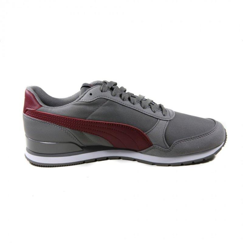 Pantofi sport ST Runner v2 NL Charcoal Gray-Cordovan 36527815-42.5