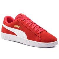 Pantofi sport de piele intoarsa Smash v2 Puma, 42.5 eu