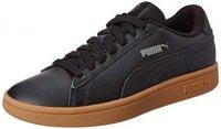 Pantofi Puma Smash v2 L Puma Black 36521512 38.5 EU