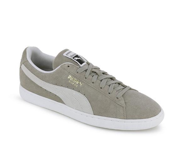 Pantofi Sport, Barbati, Puma Suede Classic, Gri, 43 EU