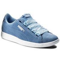 Pantofi Sport Puma Vikky Platform Elastic, Femei, Negru 37 1/2 EU