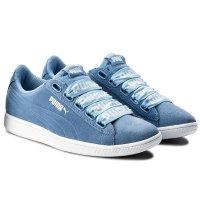 Pantofi Sport Puma Vikky Ribbon Bold, Femei, Rosu 36 EU