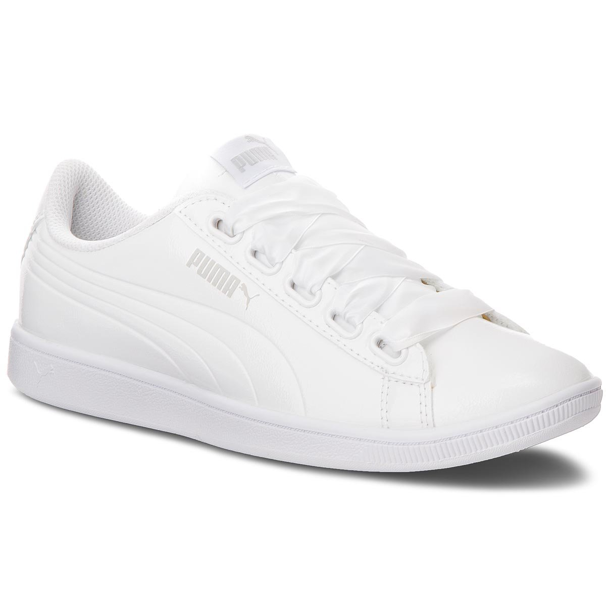 Pantofi sport Puma 36641702 Vikky Ribbon P Alb Femei 38