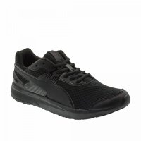 Puma Unisex's Black Sneakers 42 1/2